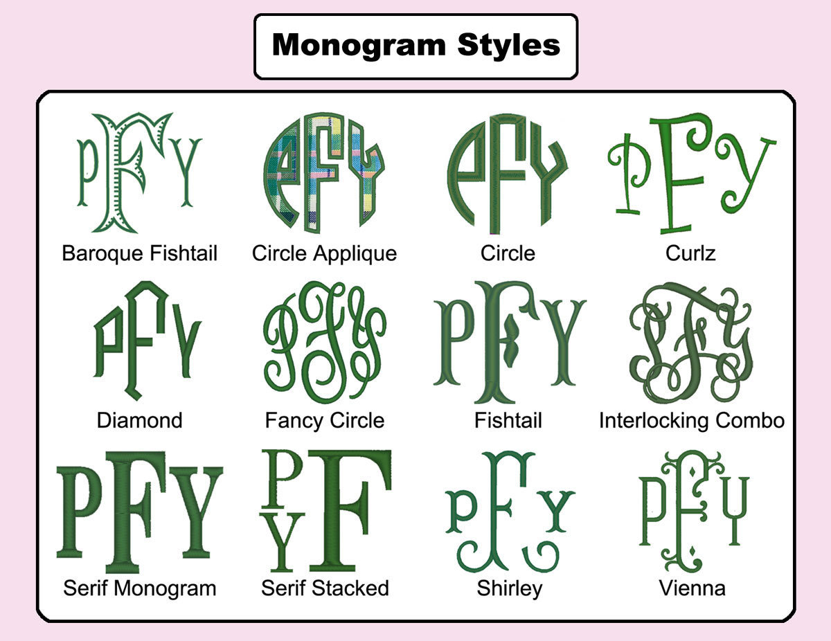 kansas city personalized monogram gifts and spirt wear